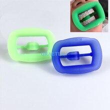 Стоматологическая Ортодонтическая щеточка силиконовый Retracor зуб Интраоральная Ретрактор для щек, губ Рот открывалка из мягкого силикона