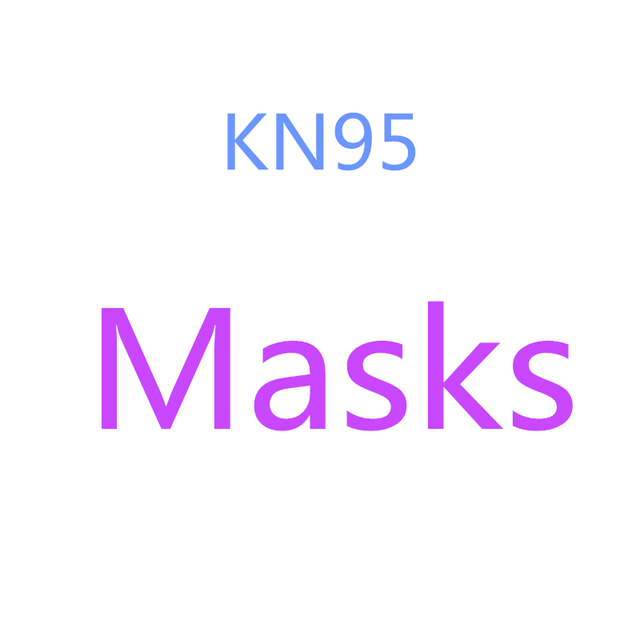 DHL Free Shipping, Standard Great Quality KN95, Anti Dust Flu Virus Mask, protection, influenza sterile anti-bacterial N95 mask