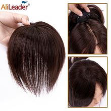 Hair-Extensions Thinning-Hair Alileader Women Synthetic New of for with Short On-Top