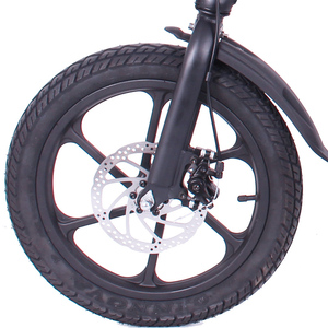 Image 5 - folding 16 inch 36v CMS F16 Plus ebike adult folding electric bike mini electric bicycle