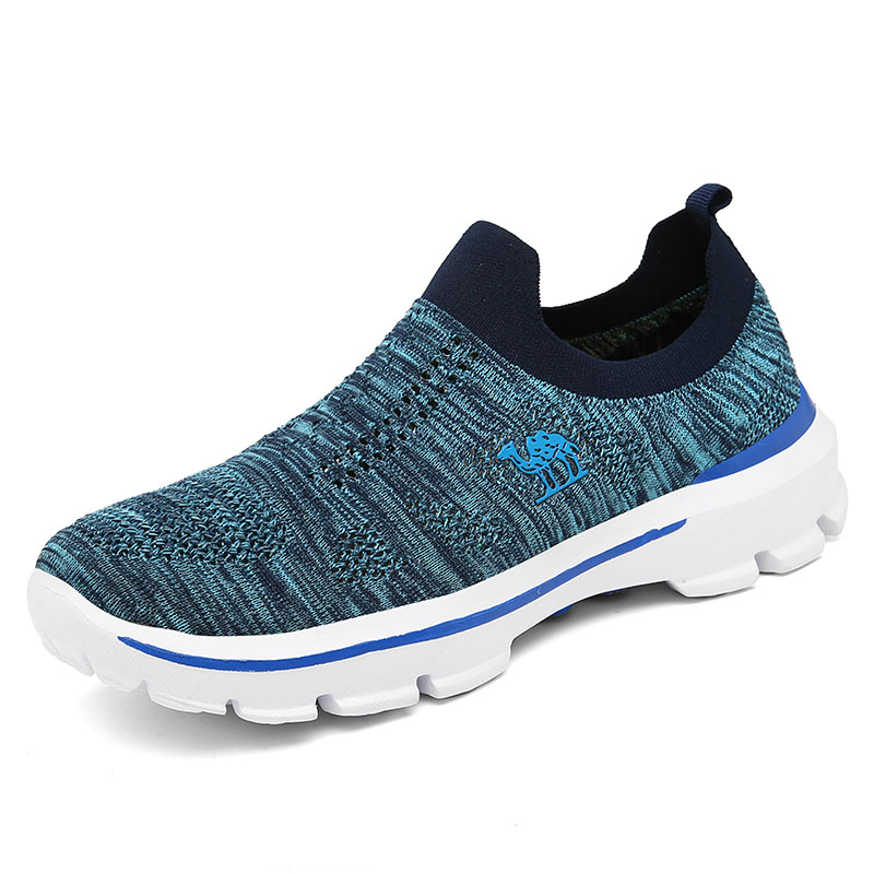 sapatos casuais sapatos de moda deslizamento sobre