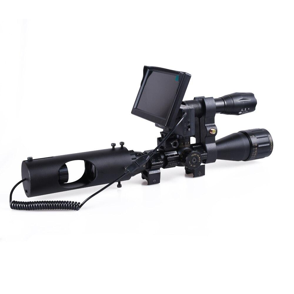 dwaterproof água caça câmera scope dispositivo