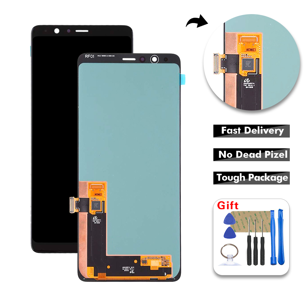 New LCD For <font><b>Samsung</b></font> Galaxy <font><b>A8</b></font> Star G8850 LCD <font><b>Display</b></font> Touch <font><b>Screen</b></font> Digitizer Replcaement For Galaxy <font><b>A8</b></font> Star G8850 LCD <font><b>Screen</b></font> image