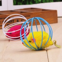 Popular For Pet toy Play Ball Kitten Best toys Gift Toys Lovely Mouse Funny Cat