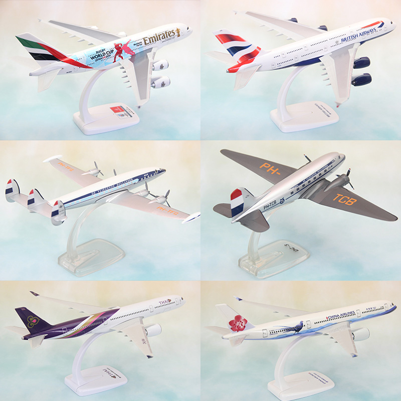 arabes unidos lufthansa aviao modelo aviao aviao montar aviao plastico 05