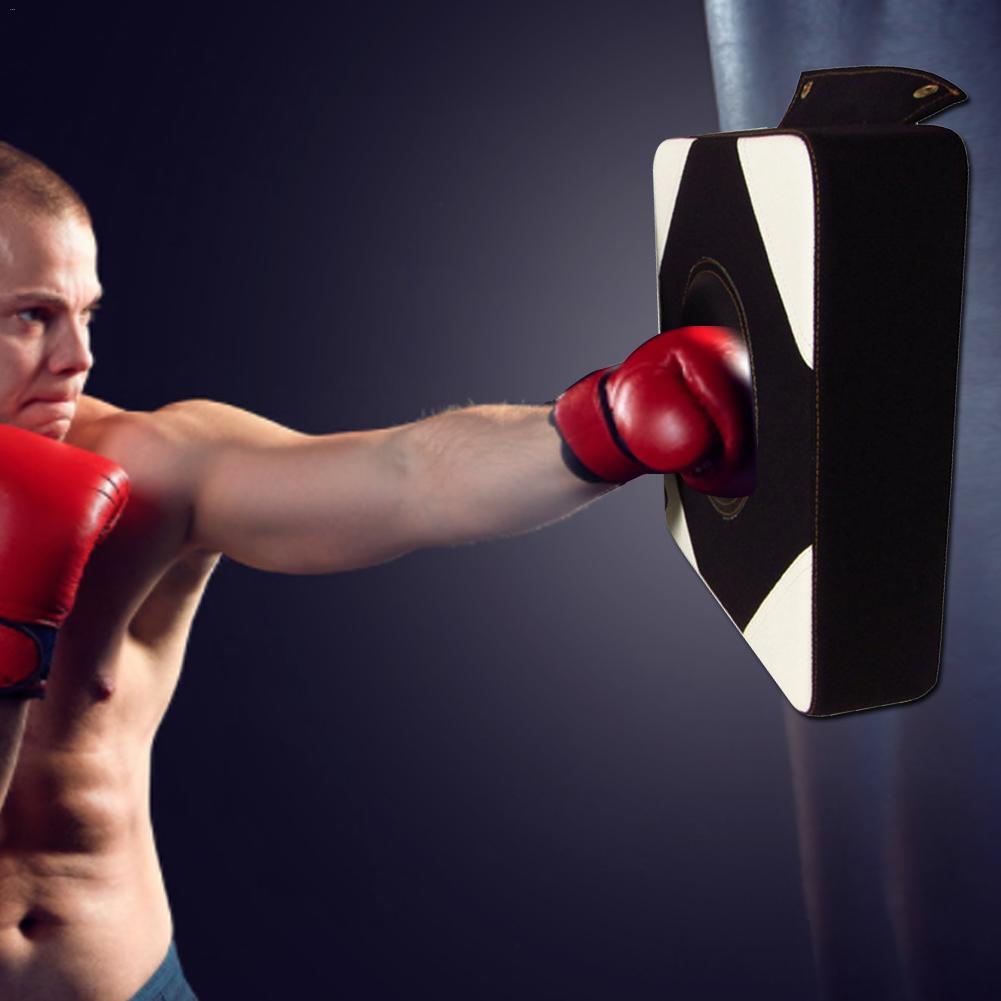Sports Training PU Wall Pad Fight Sanda Taekowndo Boxing Target Punching Bag