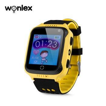 Детские смарт-часы Wonlex GW500S