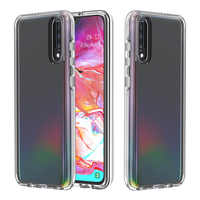 Case For Samsung Galaxy A51 Clear Cover For Samsung Galaxy A71 TPU Bumper Case Back Coque Protection Bag Funda