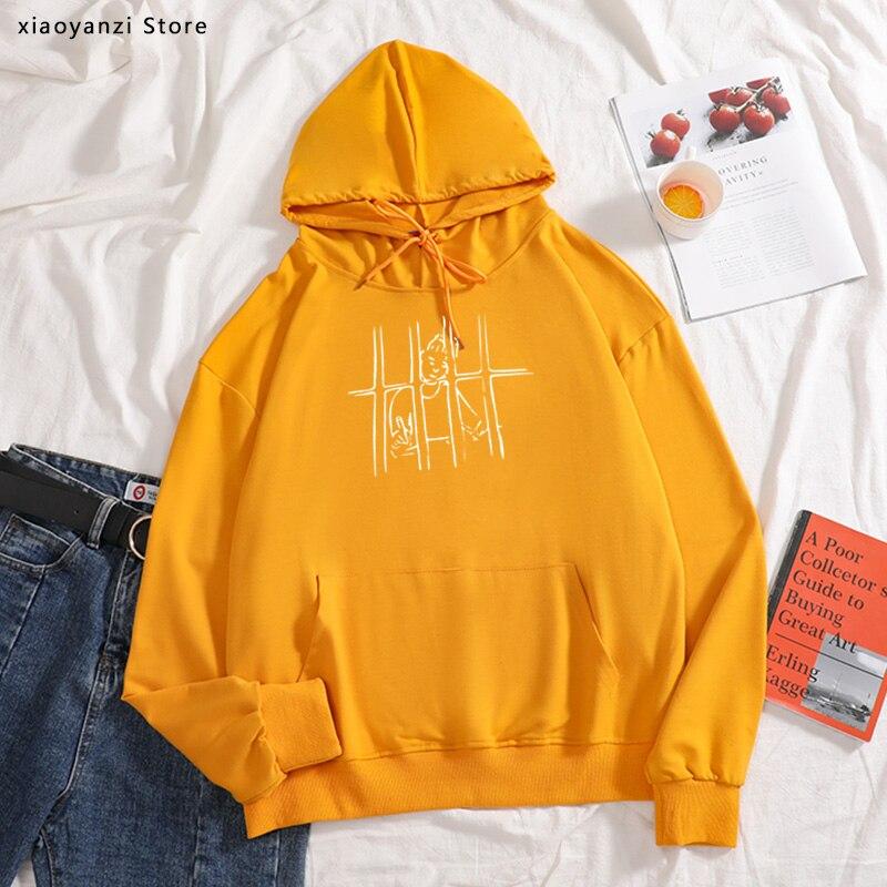 School Kills Artists Double Print Aesthetics Graphic Hoodies Unisex Youth Street Style Cool Sweatshirts Grunge Fashion Tumblr