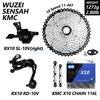 RX10 KMC WUZEI 46T