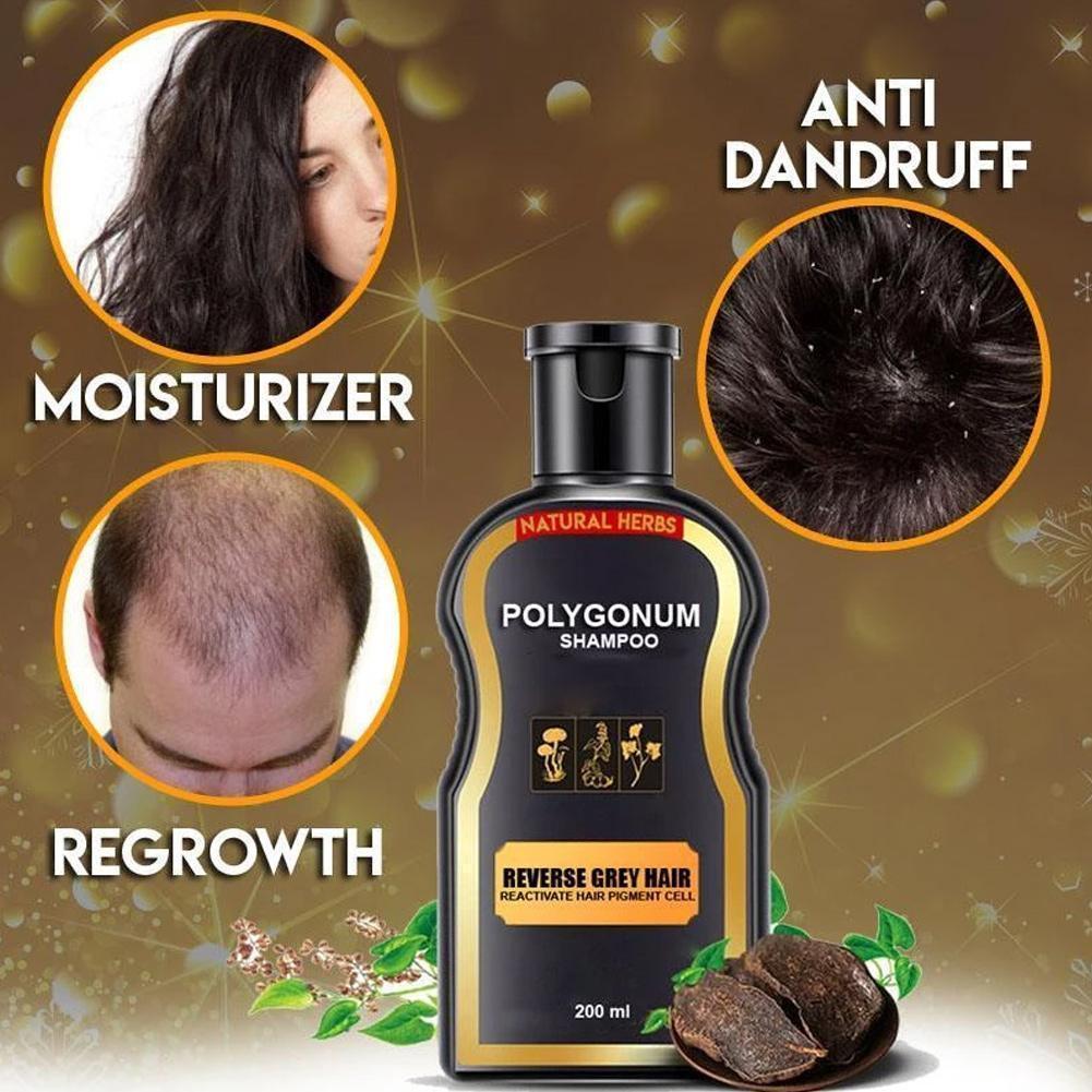 Reverse Gray™ Hair Darkening Shampoo