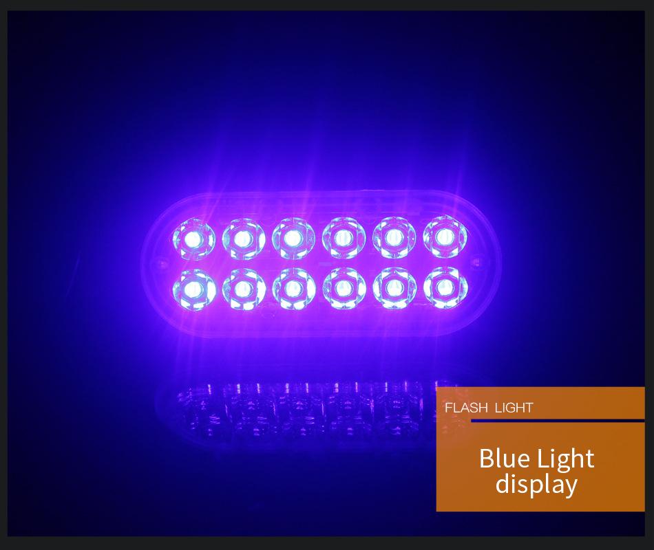 car led 12 SMD LED