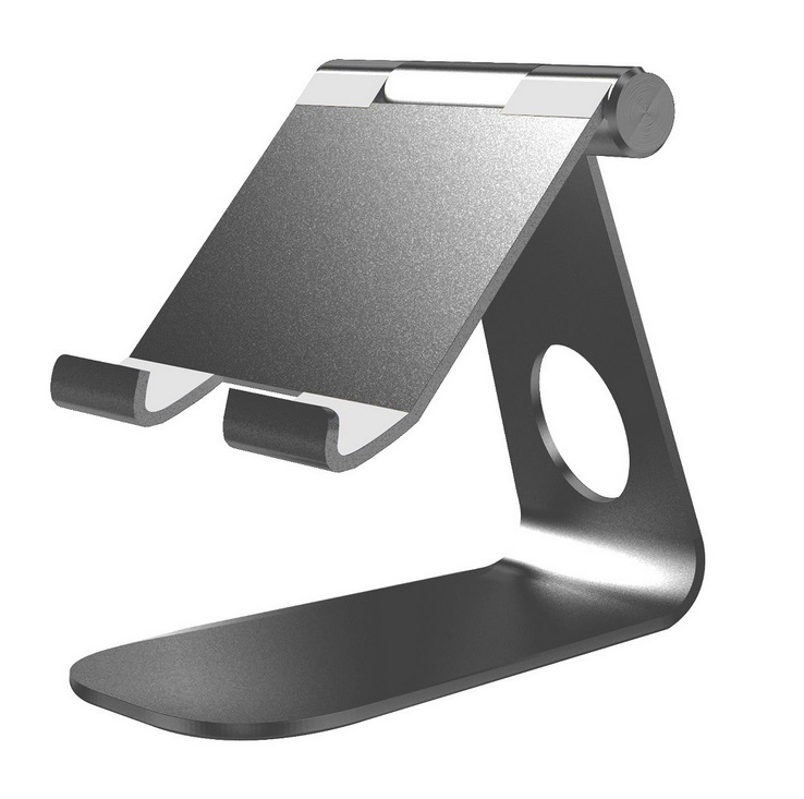 Group Vertical Rotatable Foldable Alloy Desktop Phone Holder Tablet Stand For Samsung Galaxy IPad Pro IPad Air Surface Pro D20
