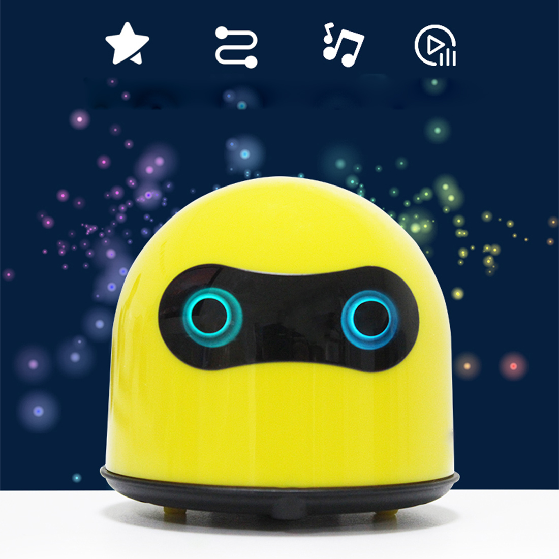 Programmed Robot Car Kit Steam Early Education Learning Ai Programming Toy For Kids Birthdaty Gifts 2020 New Arrival