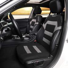 2 sztuk gorąca sprzedaż pokrowce na siedzenia samochodowe osłona na fotel samochodowy zmywalne pokrowce na siedzenia tkanina kationowa pokrowce na siedzenia samochodowe wnętrze samochodu tanie tanio TRUEFUL Cztery pory roku Polyester CN (pochodzenie) Pokrowce i podpory Seat covers supports T Shirt Design Car Seat Cover