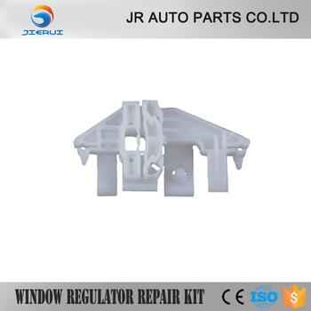 Zestaw do naprawy regulatora okien JIERUI 4 5-drzwi drzwi frontowe prawe do Peugeot 406 Clip 1995-2004 tanie i dobre opinie 5inch 10inch PLASTIC Okno dźwigni i okna uzwojenia uchwyty use winodw regulator repair clip 0 05kg Iso9001 PJ4602-R (1995 - 2004)