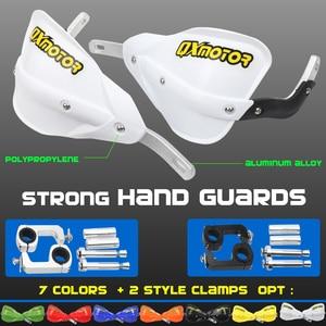 Universal Motorcycle Hand Guards Handguard Protector For Honda Yamaha suzuki kawasaki ktm Dirt Bike Motocross Off Road ATV Quad(China)