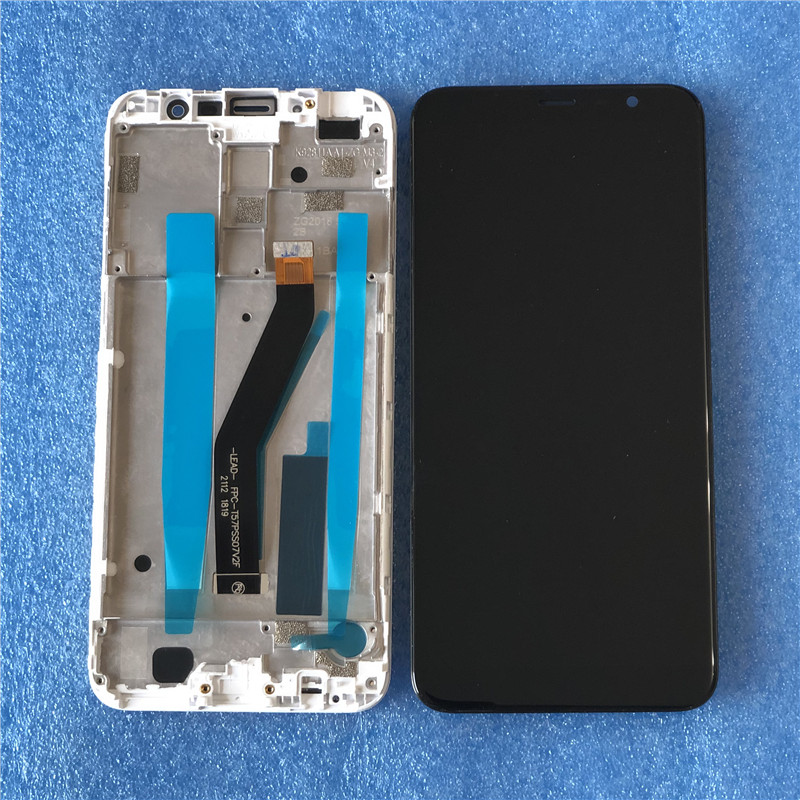 AAA Lcd 5.7'' For mei zu <font><b>M6T</b></font> Lcd Meilan 6T M811Q <font><b>M811H</b></font> Lcd Meilan <font><b>M6T</b></font> LCD Display Touch Screen Digitizer Assembly with Tools image