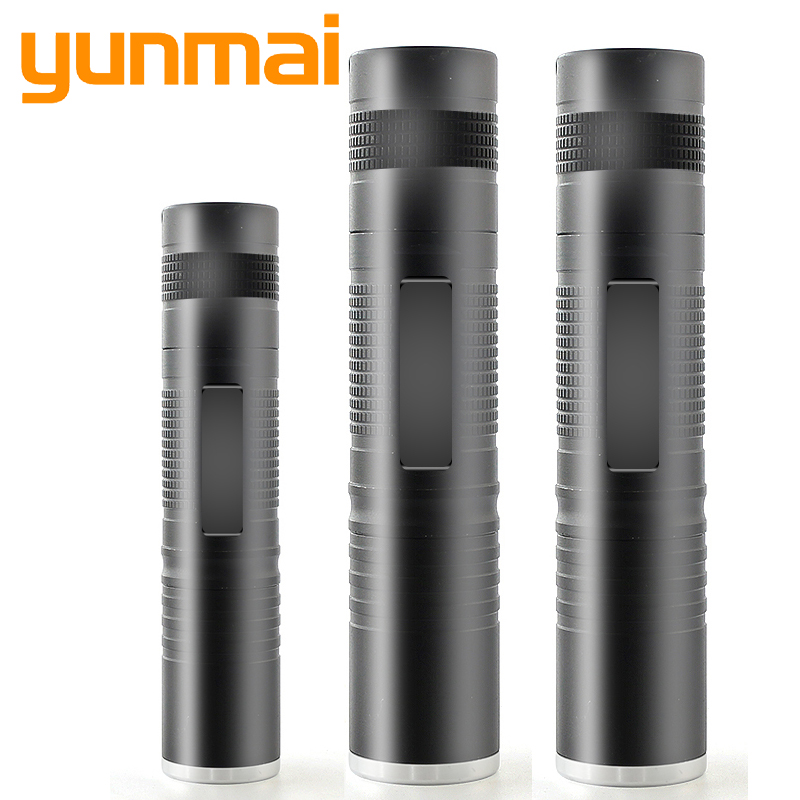 S5 XM-L U3 T61000LM Aluminum Waterproof Zoomable LED Flashlight Torch Light For Camping ,fishing
