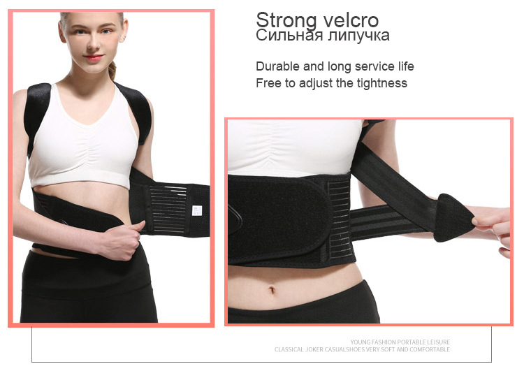 Chasall Posture Corrector Belt to Correct Back and Shoulder Posture  Provides Back Support Prevents Habitual Hunchback Helps to Relieve Shoulder and Back Pain 15