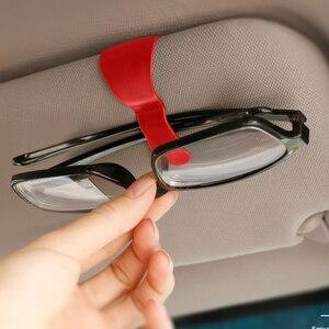 Мои хорошие детали крепления зажим для автомобиля солнцезащитный козырек Солнцезащитные очки держатель билетов Клип авто аксессуары для ...