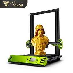 2020 TEVO Tarantula Pro طابعة ثلاثية الأبعاد Impresora ثلاثية الأبعاد لتقوم بها بنفسك Impressora ثلاثية الأبعاد شحن مجاني (في المخزون)