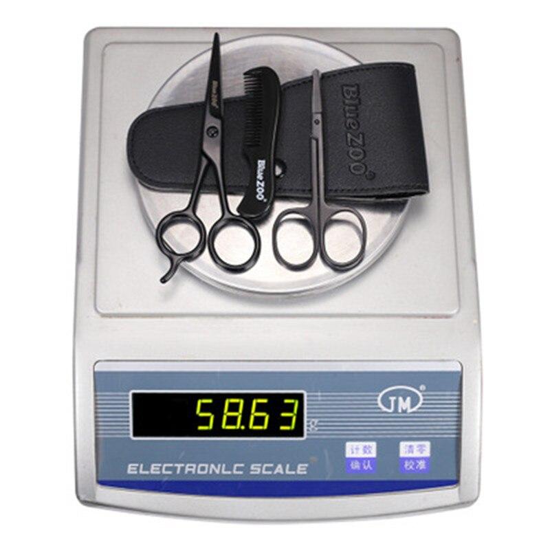 tesoura de corte de cabelo tesoura de segurança uso