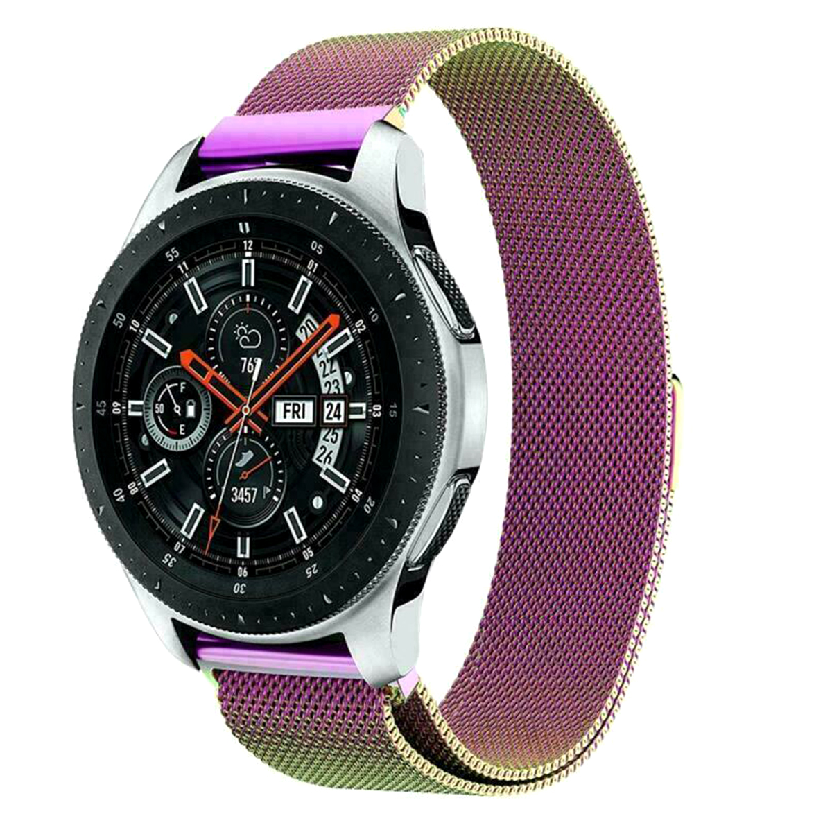 2019 Hot Sale Fashion Magnetic Watch Band Replacement Strap For Samsung Galaxy Watch 42mm/46mm