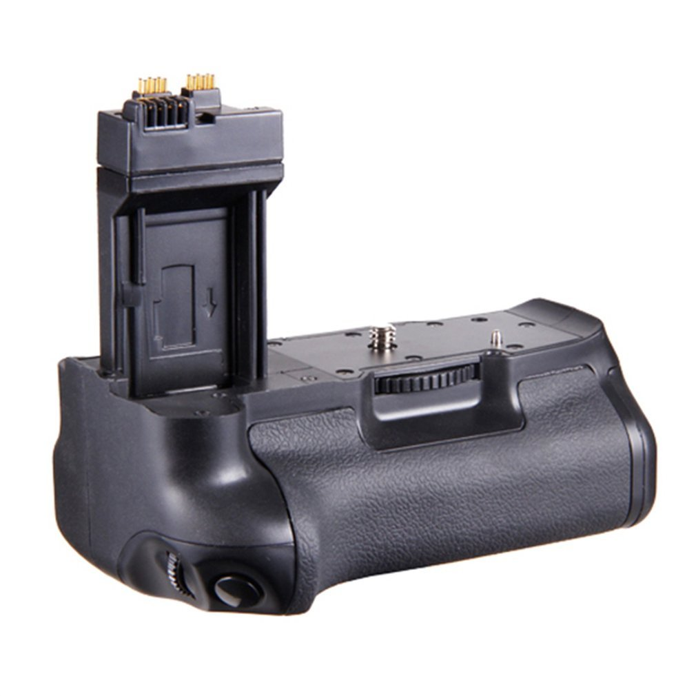 HOT 1 pcs Battery Grip for Canon 550D 600D 650D <font><b>700D</b></font> T2i T3i T4i as BG-E8 BGE8 with a Vertical-grip Shutter Button image