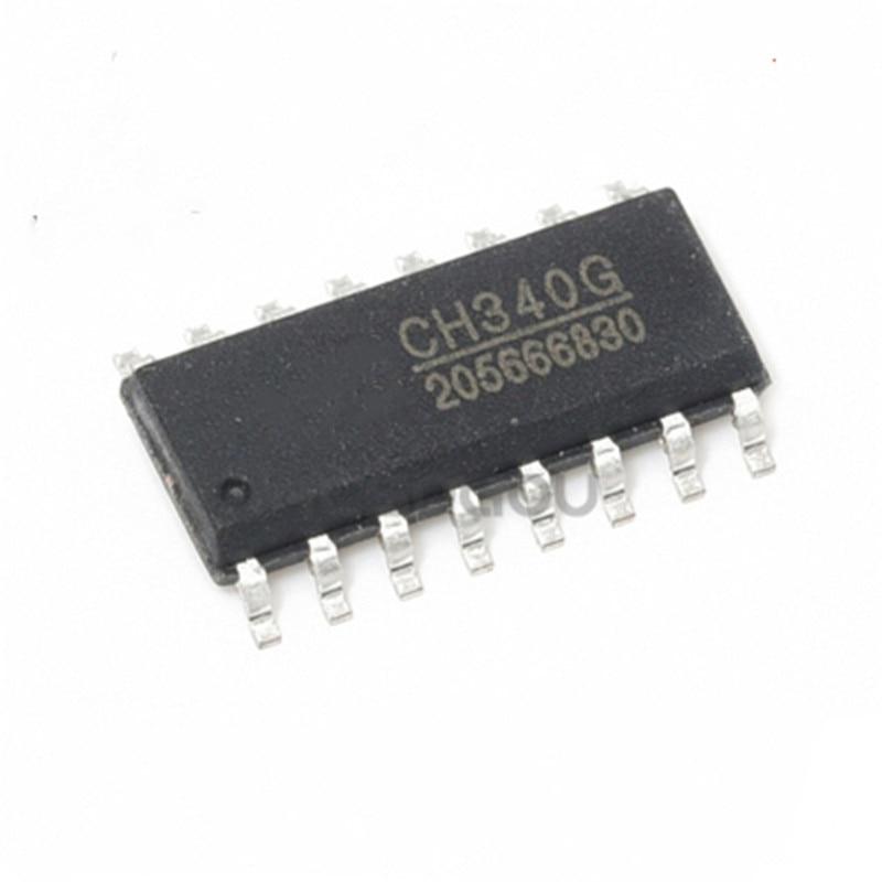 5 шт. CH340G SOP16 CH340 SOP