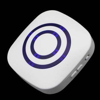 Wireless Infrared Motion Sensor Door Security Bell Alarm Chime EU/US Plug WXTA wireless infrared motion sensor door security bell alarm chime eu us plug