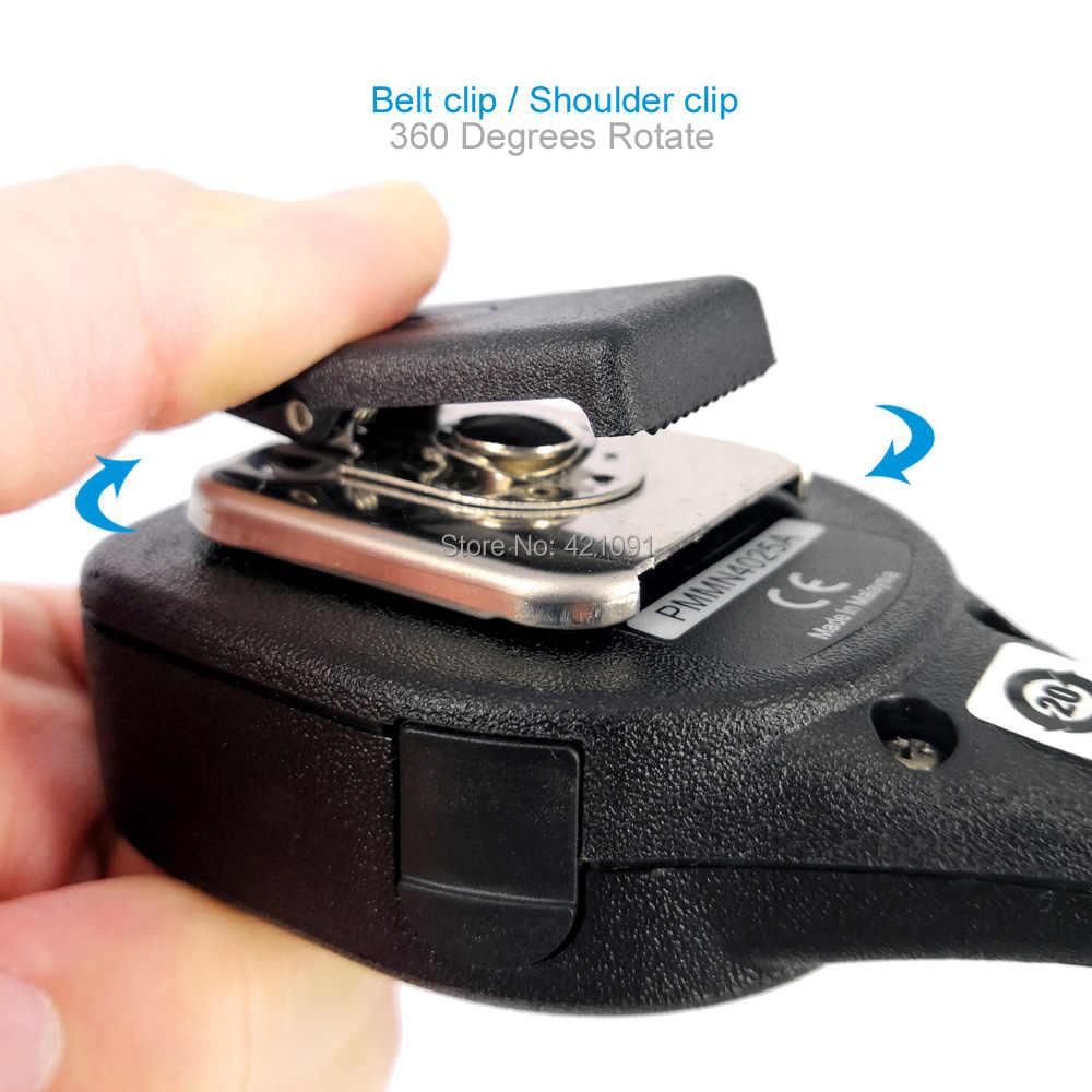 ไมโครโฟนลำโพง MIC สำหรับ Motorola XIR P8268 P8260 P8200 P8660 GP328D DP4400 DP4401 DP4800 DP4801 Walkie Talkie วิทยุสองทาง