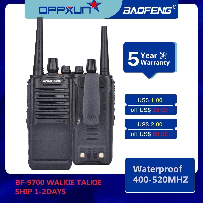 Baofeng BF-9700 à prova dip67 água ip67