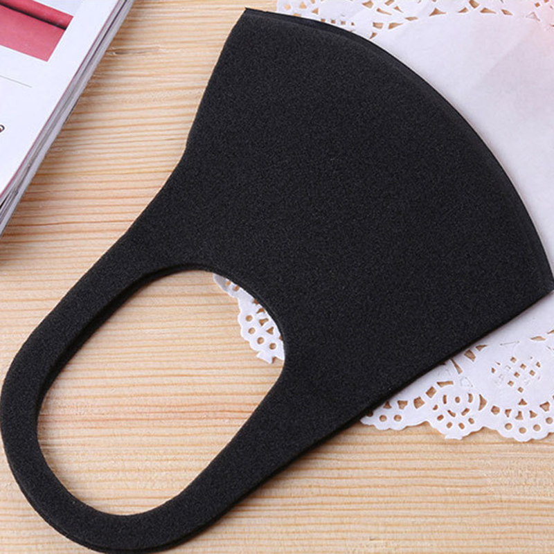 IN STOCK 15/20/30/50PCS Washable Reusable Face Mouth Mask For Adults Soft Breathble Anti-dust Respirator 24 Hours Ship TSLM1 2
