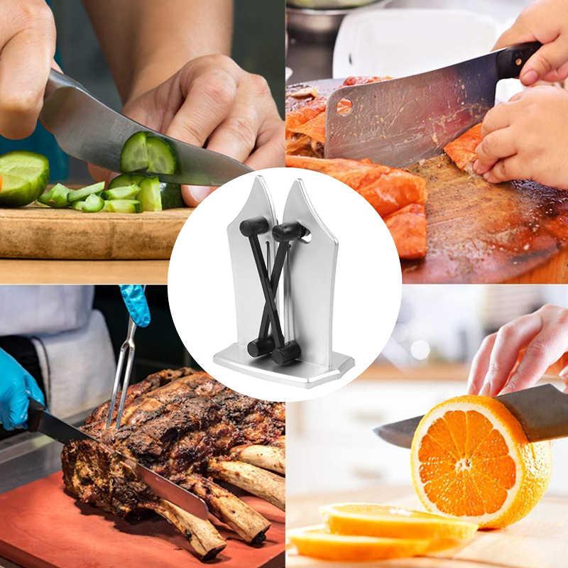الماس سكين مبراة سكين احترافي مبراة سكاكين المطبخ شحذ أدوات طاحونة حجرية المشحذ كما رأينا على شاشة التلفزيون