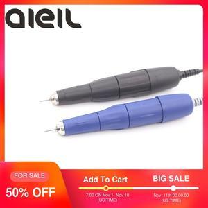 Image 1 - Sterke 210 105L/102L Handvat Nail Boor 35000 Pen Machine Voor Manicure Machine Nail Boor Handstuk Apparaat Voor Manicure gereedschap