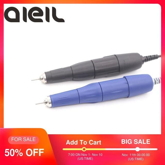 Sterke 210 105L/102L Handvat Nail Boor 35000 Pen Machine Voor Manicure Machine Nail Boor Handstuk Apparaat Voor Manicure gereedschap