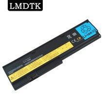 LMDTK Novo 6 células Bateria Do Portátil PARA ThinkPad X200 X200S X201 X201IX201S Series42T4534 42T4535 42T4542 42t4543 Frete Grátis