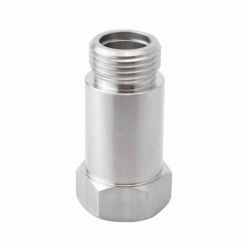O2 Oxygen Sensor Adapter CEL FIX Restrictor Fitting Adjustable Gas Flow Inserts