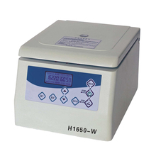 H1650-W Labpratory Tabletop High Speed Micro Centrifuge