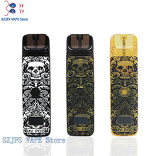 e cigarette MV Built-in smoke pod kit 400mAh battery tank 2ML capacity ABS + PC material adjustable vape pen Renova Zero Pod kit стоимость