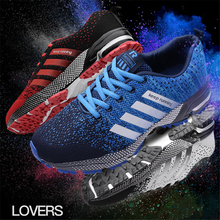 Unisex Running Shoes Men Breathable Outdoor Sneakers Lightweight Sports Shoes for Women Comfortable Athletic Training Footwear