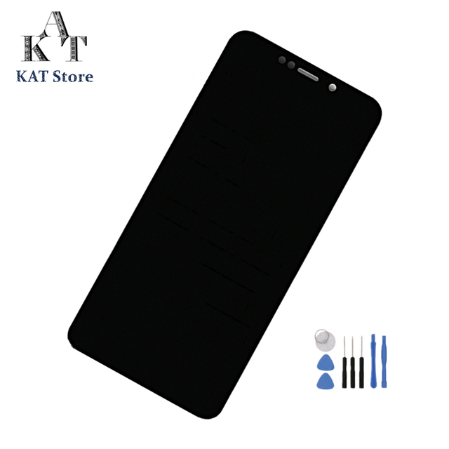 """5.9"""" LCD Display Touch Screen For Motorola Moto one XT1941 1 XT1941 3 XT1941 4 P30 LCD Digitizer Assembly + Tools"""