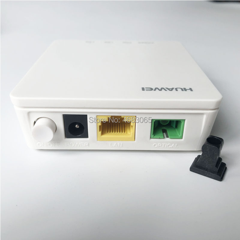 Free Shipping Huawei HG8010H GPON Onu Optical Network Unit 1GE Port English Software Fiberhome Ftth Gpon Ont Modem, SC APC