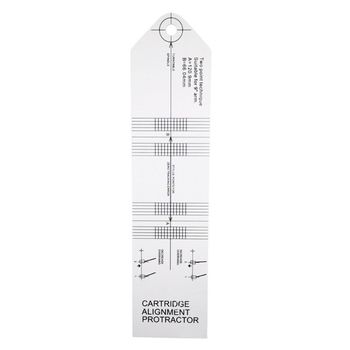 leory vesion professional lp digital turntable stylus force scale gauge led dzr arm load meter for tonearm phono cartridge LP Vinyl Pickup Calibration Distance Gauge Protractor Record Turntable Phonograph Phono Cartridge Stylus Alignment Adjustment