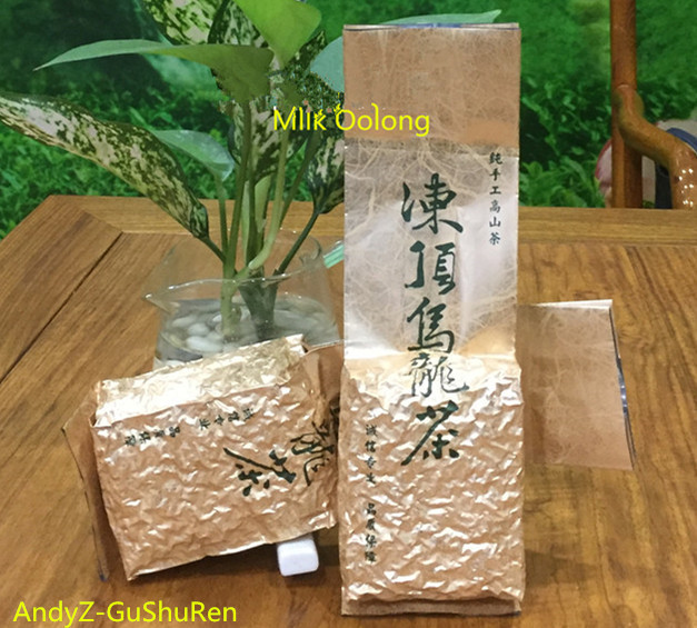 2021 Taiwan High Mountains Jin Xuan Superior Milk Oolong Tea For Health Care Dongding Oolong Tea Green food With Milk Flavor