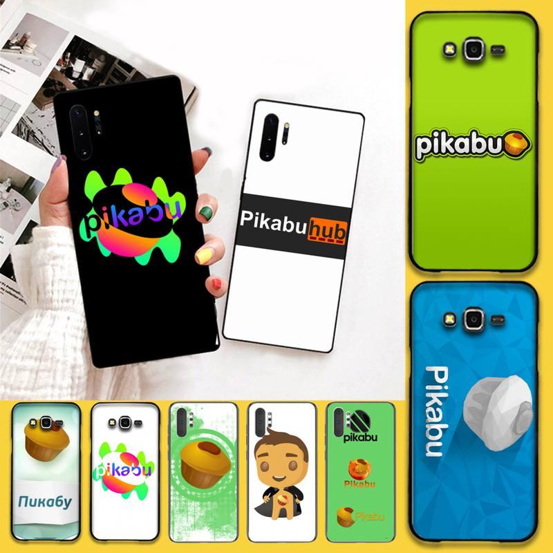 HPCHCJHM pikabu Роскошный Уникальный Дизайн чехол для телефона Samsung Note 7 8 9 10 pro Galaxy J7 J8 J6 Plus 2018 Prime