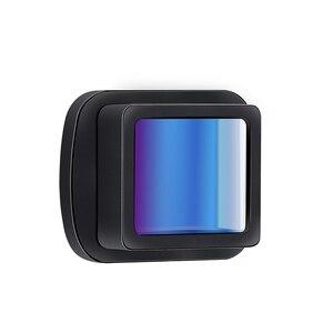 Image 2 - Ulanzi 1.33X Anamorphic Lens Voor Osmo Pocket Groothoek Lens Filmmaken Lens Magnetische Structuur Hd Gimbal Accessoires
