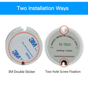 Image 5 - Moisture Sensor Wireless Data Logger 868mhz Wireless Temperature Humidity Sensor 433mhz Temperature Humidity Meter Transmitter