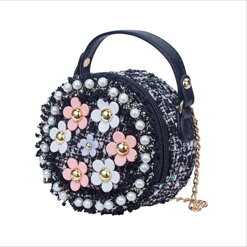 Girls Princess Bag Kids Baby Messenger Crossbody Bags Shoulder Stylish Zipper Purses Fashion Backpack